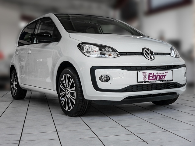 Volkswagen up! SOUND 1.0 75 PS KLIMA,SHZG,4-TÜRER
