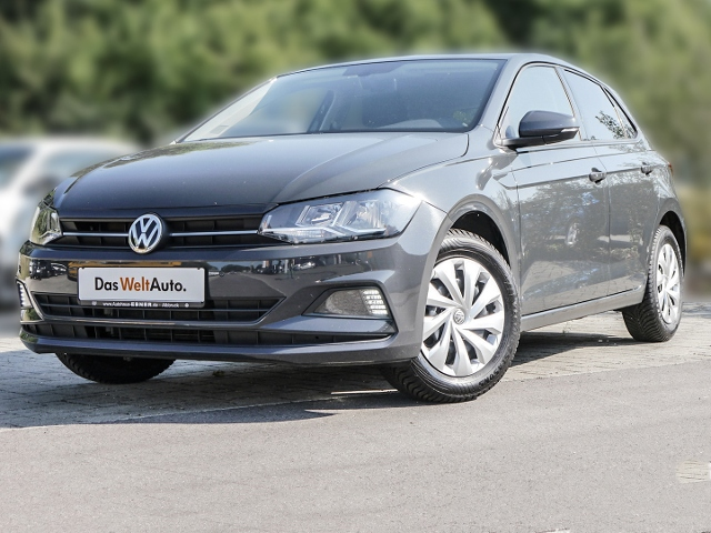 Volkswagen Polo NEU COMFORTLINE 1.0 75 PS CLIMATRONIC,5 JAH