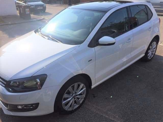 Volkswagen Polo LIFE PLUS SPORT 1.2TSI S-DACH,16'ALU,SITZHZ