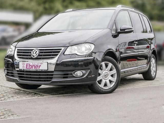 Volkswagen Touran HIGHLINE 2.0TDI DSG NUR 35tKM!!! XENON,LE