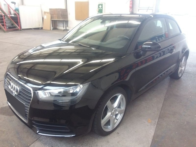Audi A1 Attraction 1.2TFSI 17'ALU,CLIMATRONIC,SITZHZG